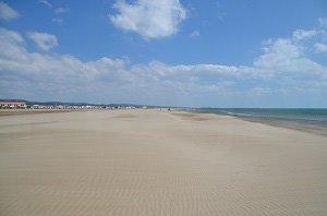 Spiaggia degli Chalets