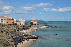 Spiaggia delle Falesie