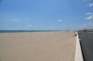 Spiaggia delle Terrasses du Soleil