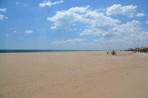 Spiaggia Terrasses de la Mer