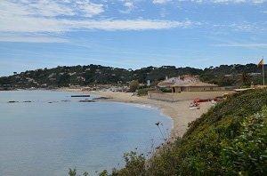 Spiaggia della Nartelle