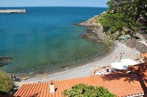 Spiaggia della Balette - Collioure