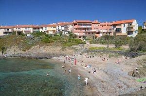 Spiaggia di Reguers - Collioure