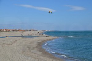 Spiaggia del Villagio Sud