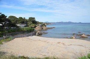 Spiaggia delle Mouettes