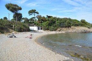 Spiaggia del Petit Boucharel