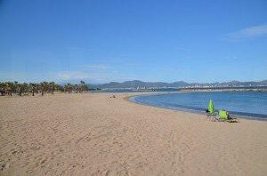 Esclamandes Beach - Saint-Aygulf