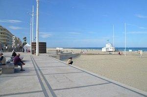 Central Beach - Canet-en-Roussillon