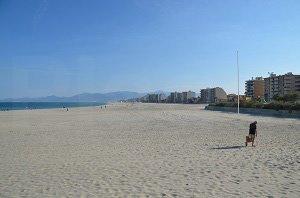 Roussillon Beach - Canet-en-Roussillon