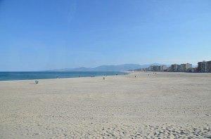 Jetee Beach - Canet-en-Roussillon