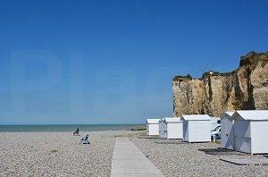 Mesnil Val Beach  - Criel-sur-Mer