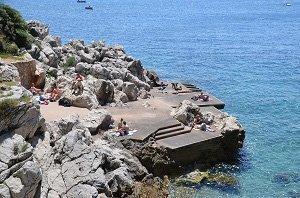 Spiaggia di La Gavinette