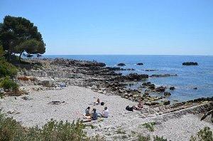 Spiaggia Eilen Roc