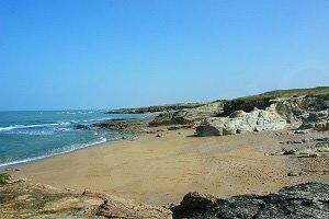 Sauzaie Cove  - Bretignolles-sur-Mer