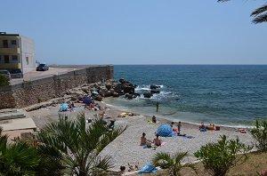 Spiaggia Eden Roc