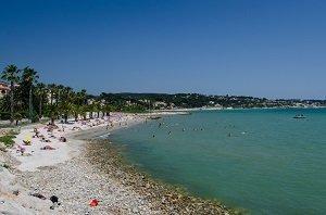 Spiaggia del Grand Vallat