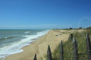 Salins Beach - Saint-Hilaire-de-Riez