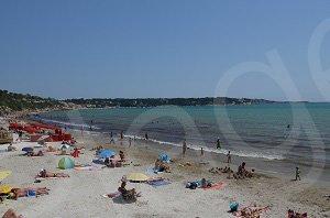 Doree Beach - Sanary-sur-Mer
