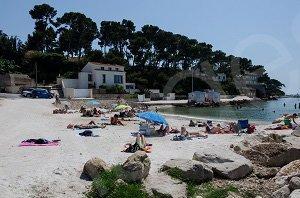 Spiaggia della Gorguette