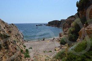 Spiaggia della Cride