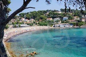 Spiaggia di Portissol - Sanary-sur-Mer