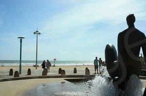 Spiaggia della Baigneuse
