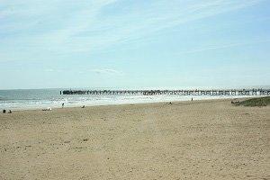 Spiaggia dell'Estacade