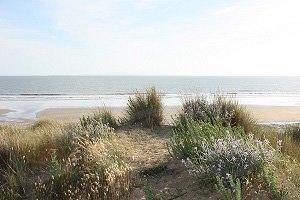 Spiaggia del Petit Sochard