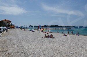 Spiaggia delle Charmettes