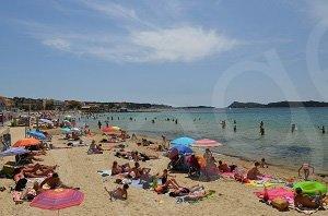 Spiaggia del Cros