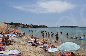Spiaggia del Rayolet