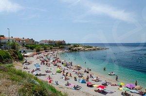 Coudouliere Beach - Six-Fours-les-Plages