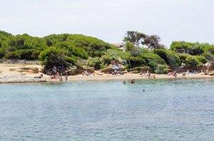 Spiaggia del Gaou