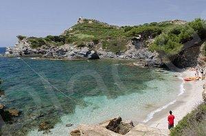 Plage du gaou six fours les plages 83 var paca - Office du tourisme six fours les plages 83140 ...