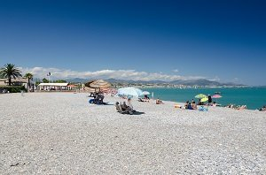 Spiaggia della Batterie