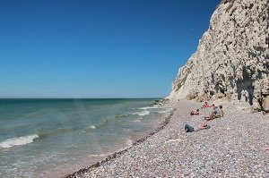 Cran d'Escale Beach - Escalles