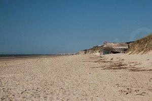 Spiaggia di Leffrinckoucke - Leffrinckoucke