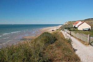 Spiaggia di Strouanne - Wissant