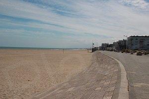 Spiaggia di Marsouin e del Casinò