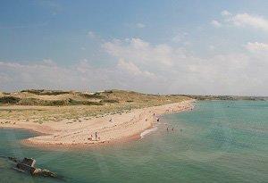 Slack Dune Beach  - Wimereux