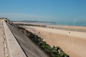 Spiaggia della Diga