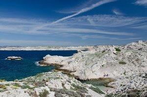 Flancadou Calanque - Ile de Frioul