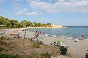 Spiaggia di Canella - Solenzara