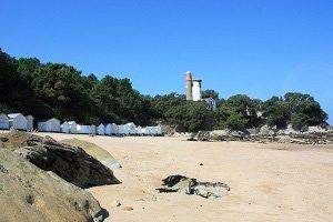 Spiaggia dell'Ansa Rouge