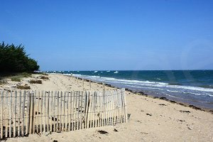 Spiaggia Fort Larron