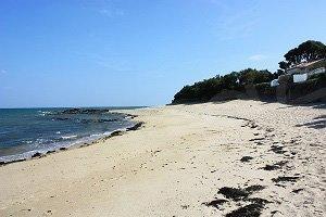 Spiaggia della Madeleine