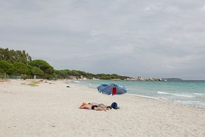 Spiaggia di  Folacca