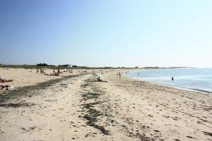 Spiaggia Luzéronde
