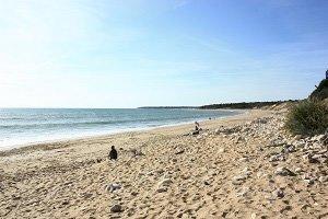 Spiaggia Le Rocher