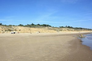 Plage de Boisvinet - Jard-sur-Mer